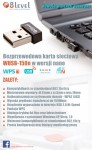 KARTA WIFI USB 150M 8LEVEL WUSB-150n